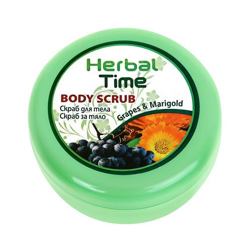 Скраб для тела Herbal Time Роза Импекс 250 ml
