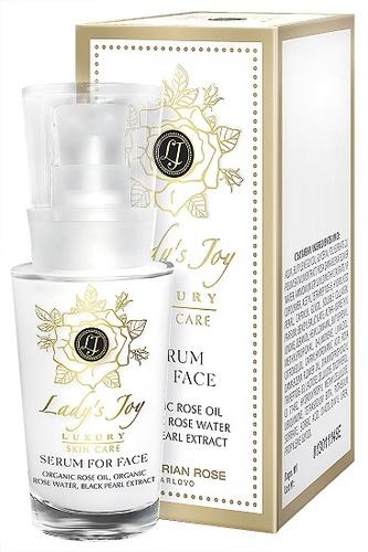 Сыворотка для лица Lady`s Joy Luxury Болгарская Роза Карлово 30 ml