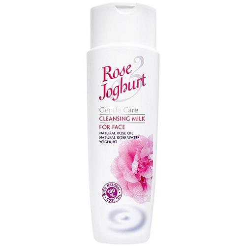 Молочко очищающее для лица Rose Йогурт Болгарская Роза Карлово 250 ml