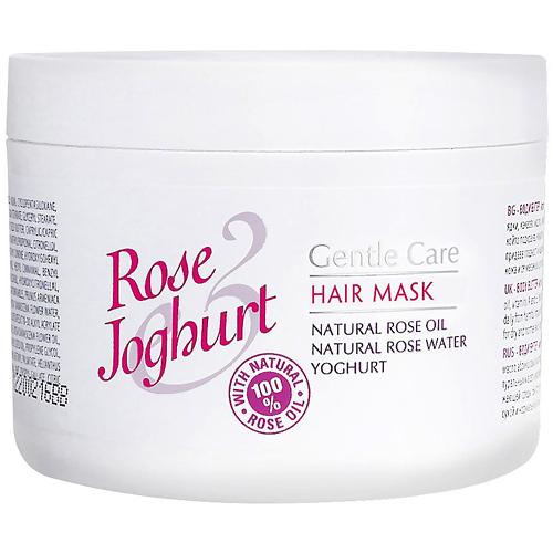 Маска для секущихся волос Rose Йогурт Болгарская Роза Карлово 220 ml