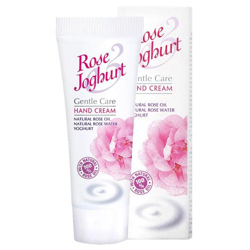 Крем для рук смягчающий Rose Йогурт Болгарская Роза Карлово 75 ml