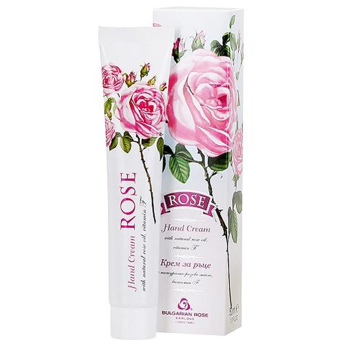 Крем для рук Rose питательный Болгарская Роза Карлово 50 ml