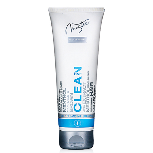 Шампунь для максимального очищения волос Clean one Роза Импекс 250 ml