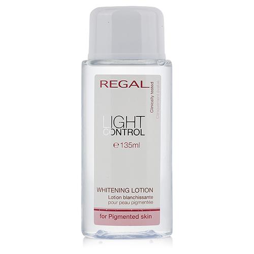 Отбеливающий лосьон для пигментированной кожи Light Control Роза Импекс 135 ml