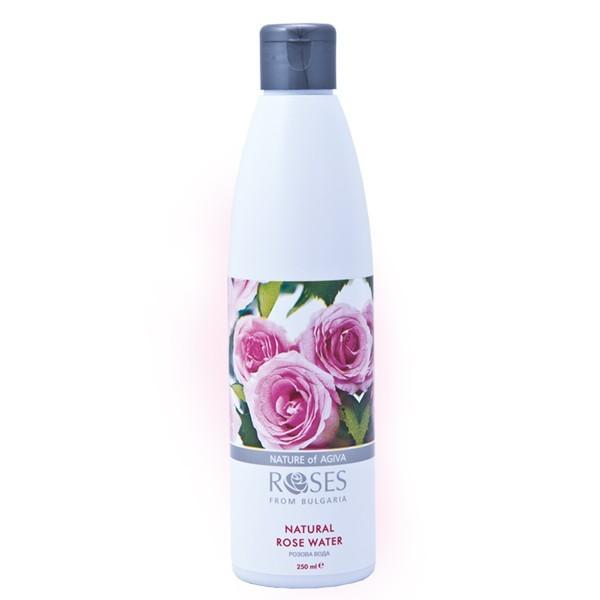 Розовая вода Roses from Bulgaria Agiva 250 ml