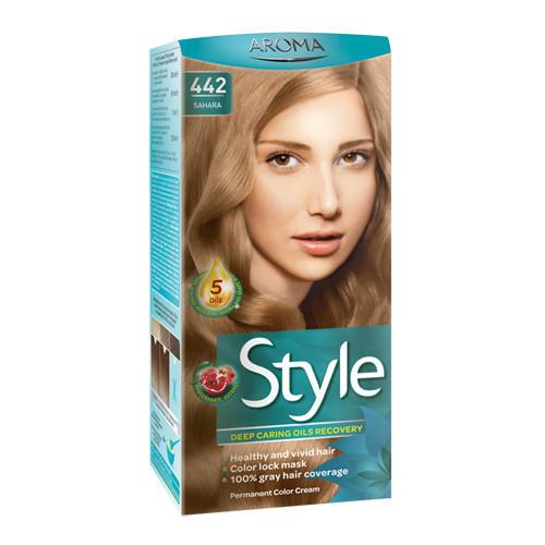 Краска для волос № 442 Сахара Aroma Style 60 ml