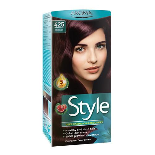 Краска для волос № 425 Мерло Aroma Style 60 ml