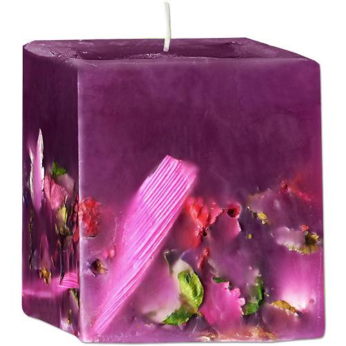 Ароматическая свеча Цветочный сад