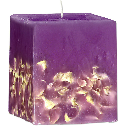 Ароматическая свеча Сирень