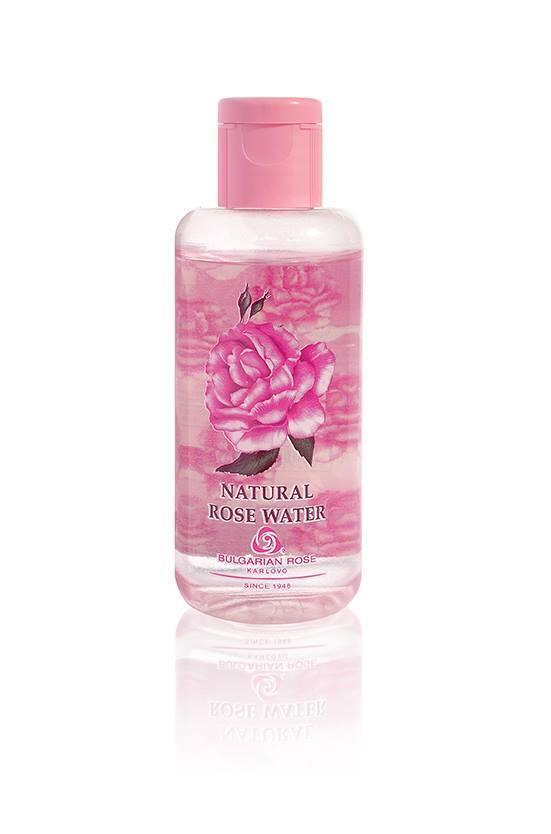 Розовая вода Rose Болгарская Роза Карлово 100 ml
