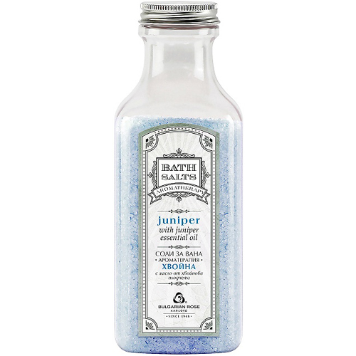 Соль для ванн Можжевельник 440 gr