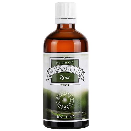 Масло для массажа Роза Дар природы 100 ml