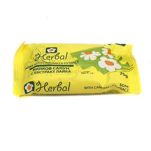 Мыло Ромашка Herbal 75 gr