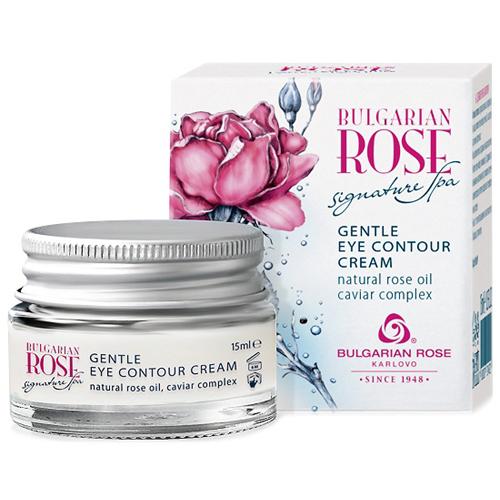 Крем для кожи вокруг глаз Bulgarian Rose Signature Spa Болгарская Роза Карлово 15 ml