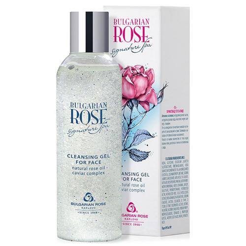 Очищающий гель для лица Bulgarian Rose Signature Spa Болгарская Роза Карлово 200 ml