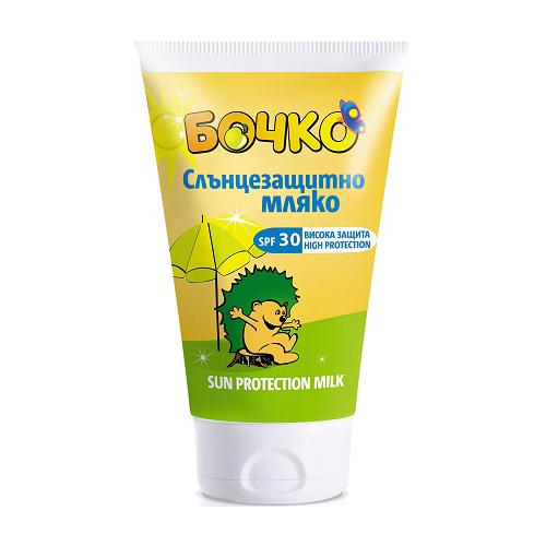 Солнцезащитное молочко SPF30 Лавена для детей 150 ml