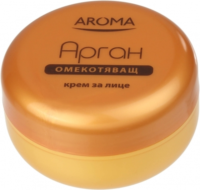 Крем для лица смягчающий Арган Арома 75 ml