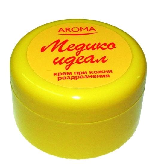 Крем для лица защитный Медико идеал Арома 40 ml