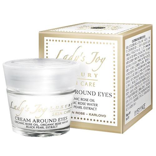 Крем для кожи вокруг глаз Lady`s Joy Luxury Болгарская Роза Карлово 15 ml