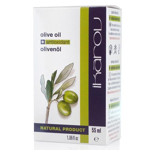 Масло оливковое косметическое Икаров 55 ml