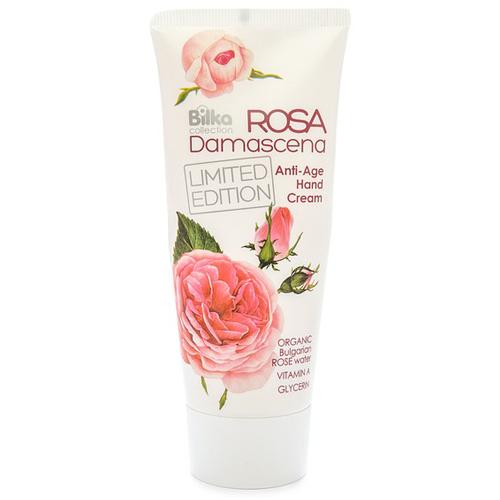 Крем для рук Anti-Age омолаживающий Rosa Damascena Билка 100 ml