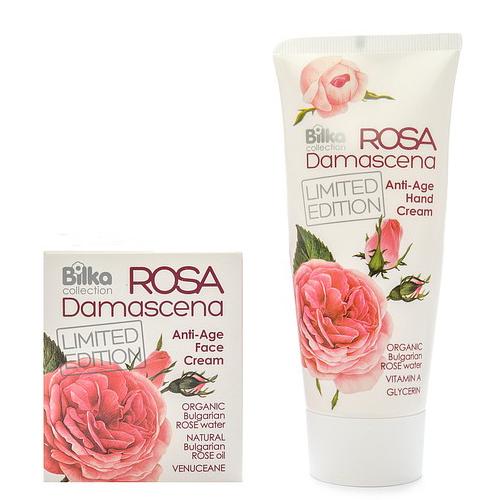 Промо- комплект (24) Bilka Rose Damascene