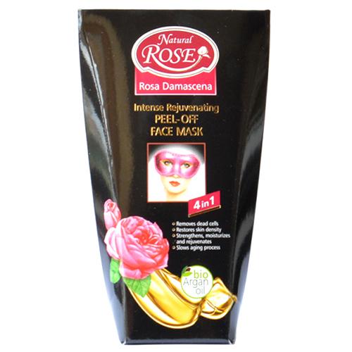 Интенсивная омолаживающая маска Natural Rose Bio Argan oil Arsy cosmetics 100 ml