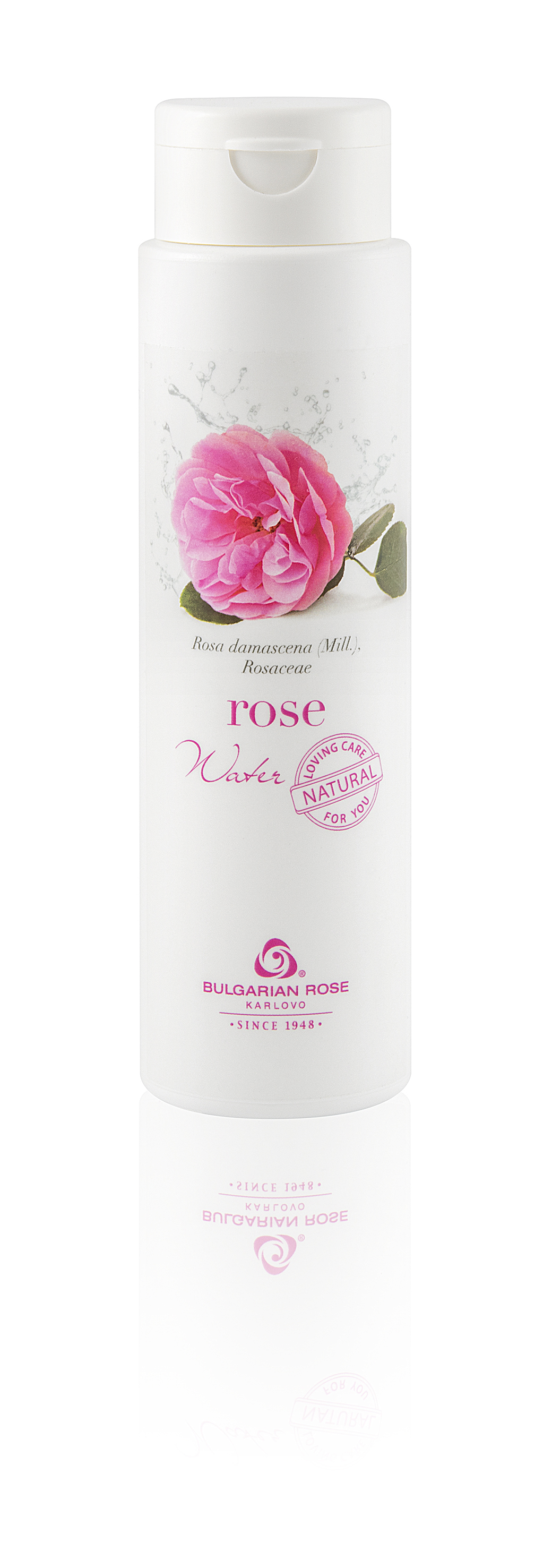 Розовая вода Rose Болгарская Роза Карлово 250 ml