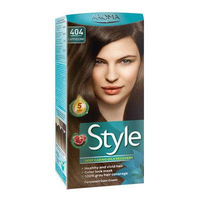 Краска для волос № 404 Каппучино Aroma Style 60 ml