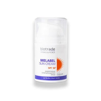 Солнцезащитный крем SPF 50+ Melabel Sun Биотрейд 50 ml