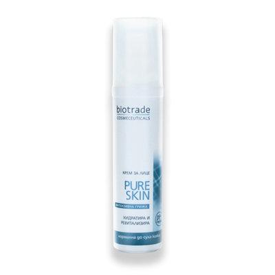Крем восстанавливающий для кожи PURE SKIN Биотрейд 50 ml