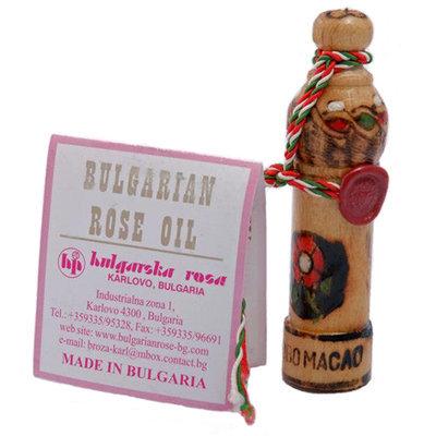 Розовое масло Болгарская Роза Карлово
