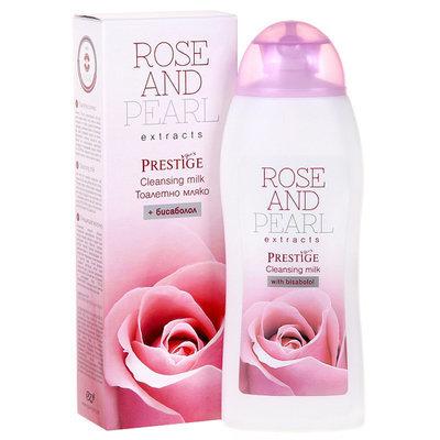 Туалетное молочко Vip's Prestige Rose@Pearl Роза Импекс 200 ml