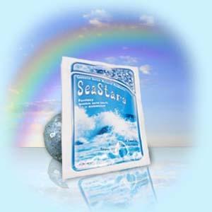 Кристальная морская соль Фантазия SeaStars Природная косметика