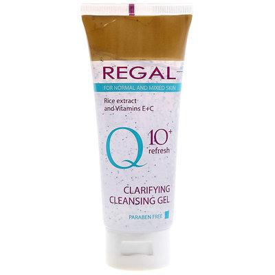 Гель очищающий для умывания с экстрактом риса Refresh Regal Q10+ Роза Импекс 100 ml