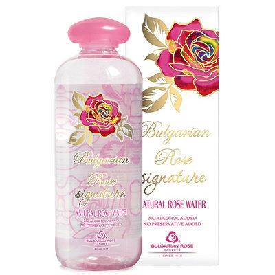 Натуральная розовая вода Signature Болгарская Роза Карлово 500 ml