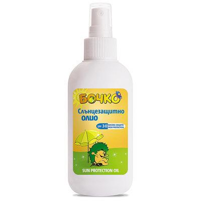 Солнцезащитное масло для тела SPF30 Лавена для детей 150 ml