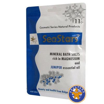 Кристальная морская соль Можжевельник SeaStars Природная косметика