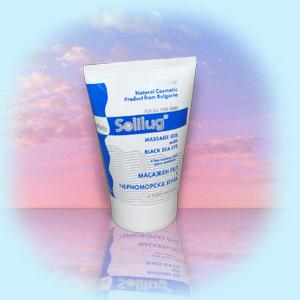 Гель SoliLug для лечебного и минерализирующего массажа SeaStars Природная косметика 120 ml