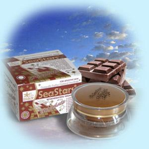 Восстанавливающий ночной крем для лица Шоколад SeaStars Природная косметика 50 ml