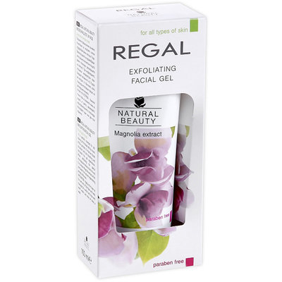 Эксфолирующий гель для лица Regal Naturel Beauty Роза Импекс 100 ml
