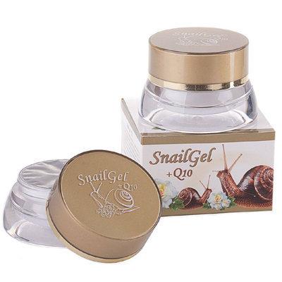 Восстанавливающий гель для лица с Q10 Golden Snail 30 ml