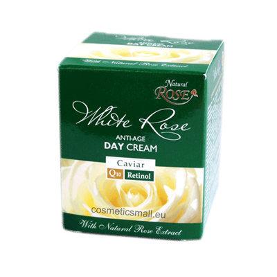 Крем Anti- age для лица дневной Rose White 30+ Arsy Cosmetics 50 ml