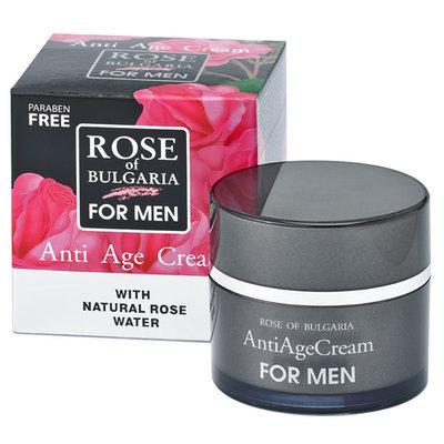 Крем для мужчин против старения Роза Болгарии 75 ml
