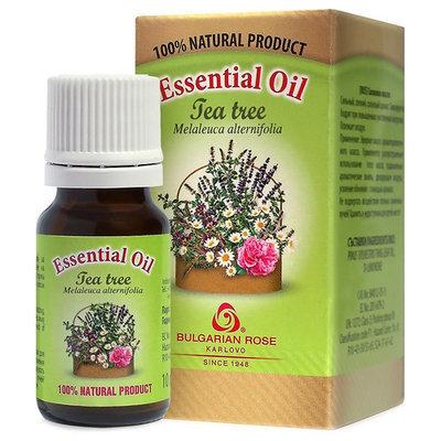Эфирное масло Чайное дерево Роза Карлово 10 ml