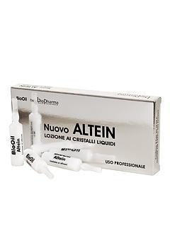 Ампулы Altein Bio Oil с жидкими кристаллами Bio Pharma 80 ml