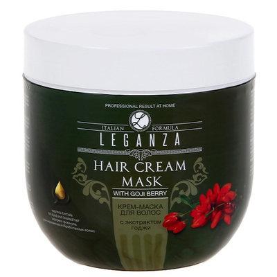 Крем- маска для окрашенных волос с экстрактами Годжи бери 1000 ml