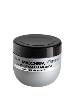Маска Bio Oil с жидкими кристаллами против сечения и расщепления кончиков волос Bio Pharma 250 ml