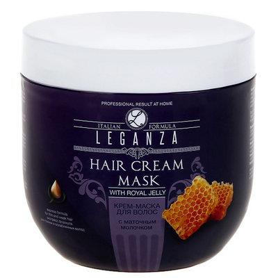 Крем- маска для тонких и слабых волос с маточным молочком 1000 ml