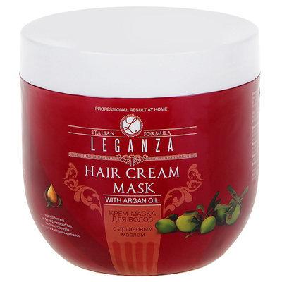 Крем- маска для сухих и поврежденных волос с аргановым маслом 1000 ml